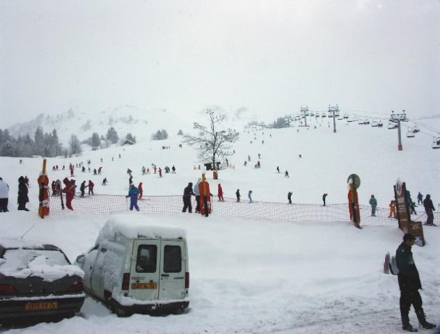 ski chinaillon