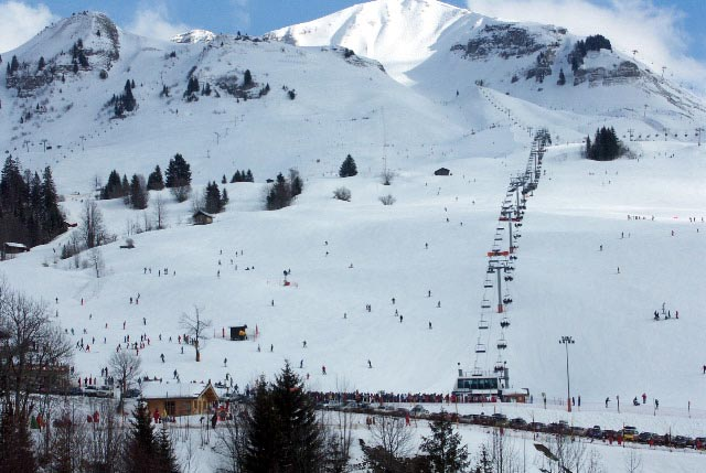 pistes chinaillon